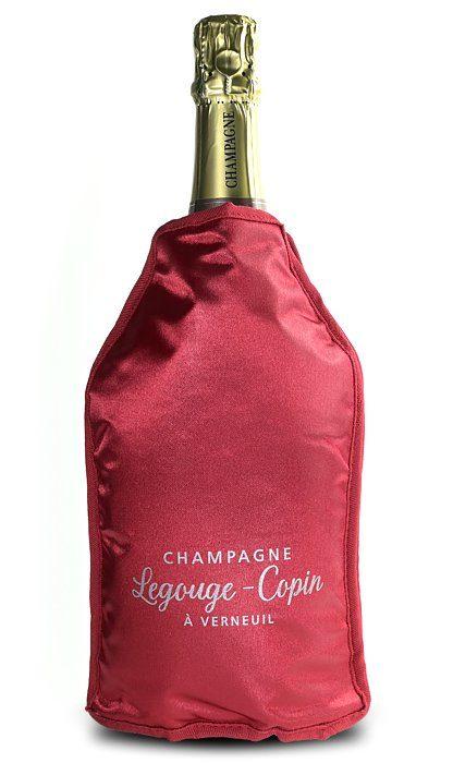 rafraichisseur champagne rouge